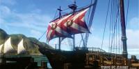 アーキエイジで航海!一目で分かる船舶情報と造船方法まとめ